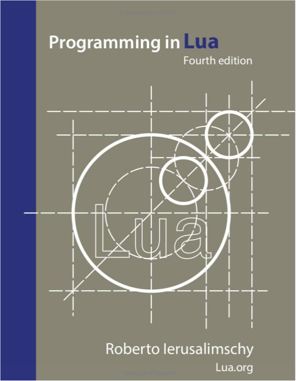Programming In Lua 4th Edition