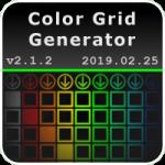 Color Grid Generator v2.1.2
