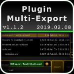 Plugin Multi-Export v1.1.2