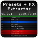 Sequence/FX Extractor (RESTRICTED VERSION) v1.3.3