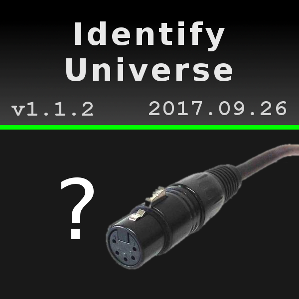 DMX Universe ID