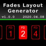 Fades Layout Generator