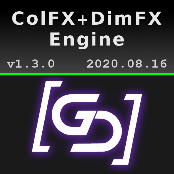 ColFX/DimFX Engines