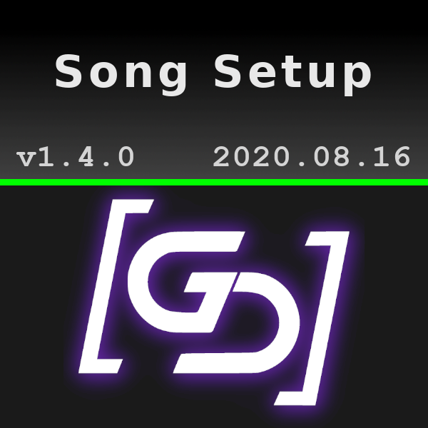 Song Setup: Pool-Item Manager